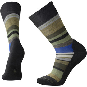 Smartwool Saturnsphere Socks Herre Charcoal Heather-Light Loden Heather
